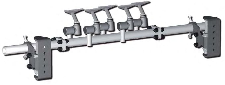 Hlavní stěrač na dopravní pásy HOSCH C1-V