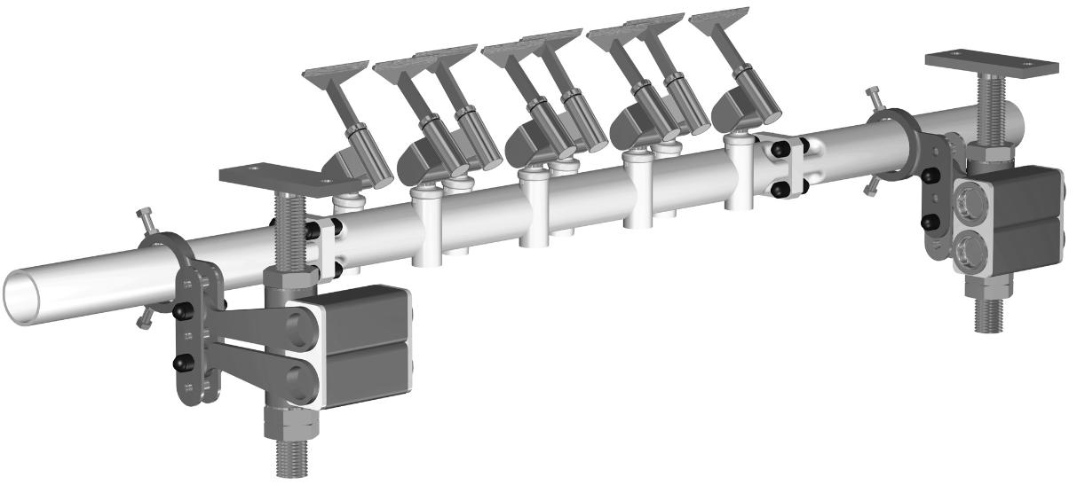 Hlavní stěrač na dopravní pásy HOSCH CT